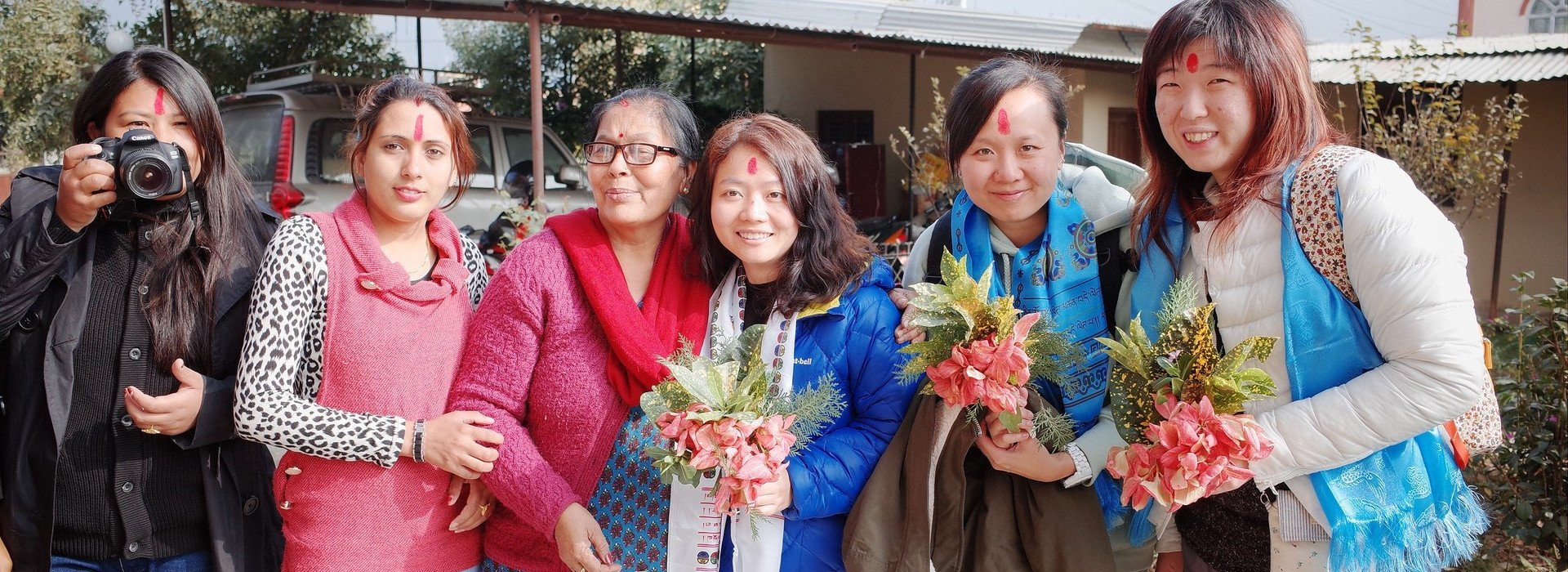 Youth and Teacher Training 2016 Nepal